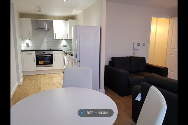 Thumbnail Flat to rent in Concord Street, Leeds