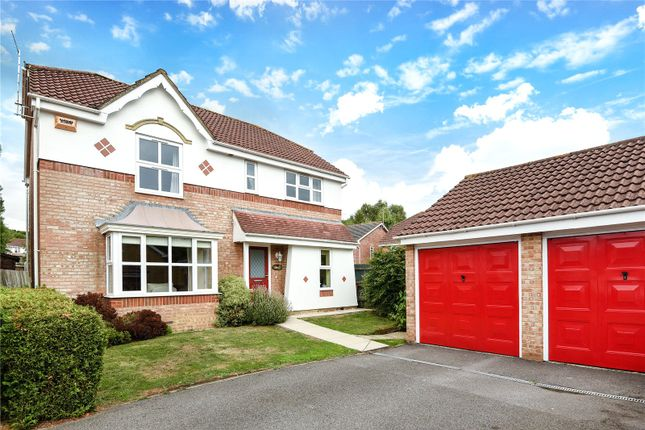 Thumbnail Detached house for sale in Wild Cherry Way, Knightwood Park, Chandler's Ford, Hampshire
