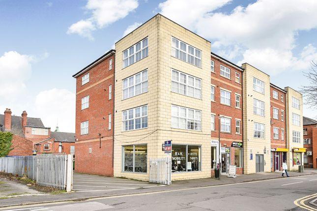 Thumbnail Flat for sale in Crossley Street, Ripley