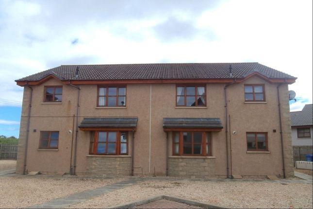 Thumbnail Flat to rent in Barmuckity Lane, Elgin