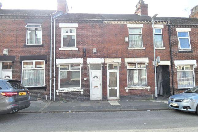 Thumbnail Terraced house to rent in Nash Peake Street, Tunstall, Stoke-On-Trent