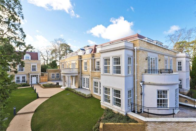 2 bed flat for sale in Ridgewood, Brooklands Road, Weybridge, Surrey KT13