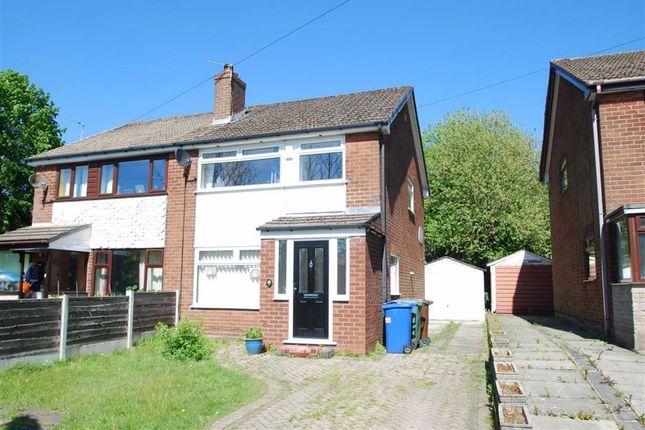 Thumbnail Semi-detached house to rent in Sefton Drive, Bury, Lancashire