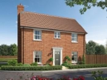 Thumbnail 2 bedroom detached house for sale in Church Hill, Saxmundham, Suffolk