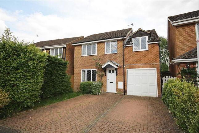 Thumbnail Detached house to rent in Foster Road, Abingdon-On-Thames