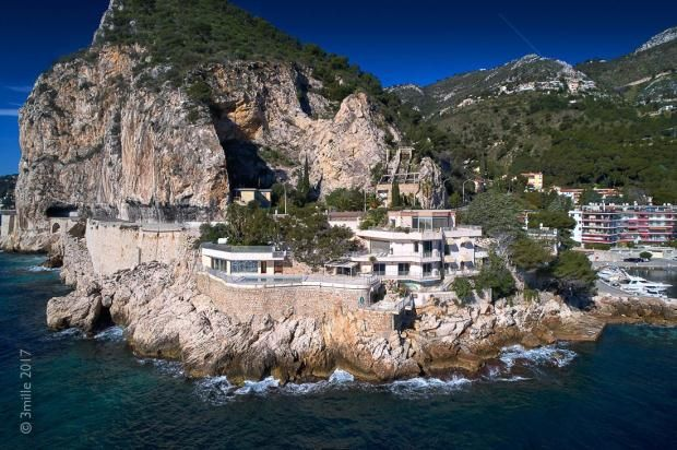 Thumbnail Property for sale in Eze Bord De Mer, French Riviera, 06360