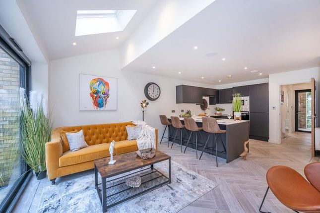 Thumbnail Town house for sale in Plot 5 Cliff Oaks, Wortley, Leeds