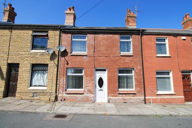 Thumbnail Terraced house for sale in Weston Street, Barry