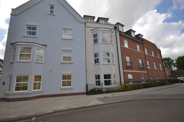 Thumbnail Block of flats to rent in St. Agnes Place, Chichester