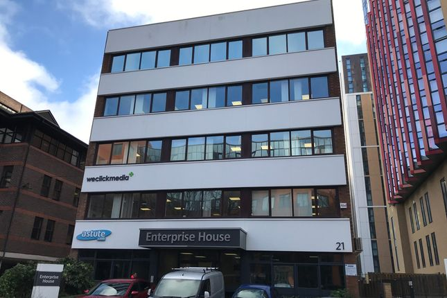 Thumbnail Office to let in Oxford Road, Bournemouth