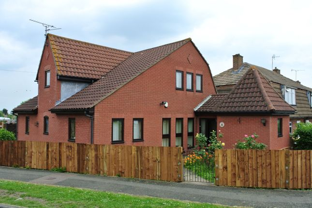 Thumbnail Detached house to rent in Trevale Road, Rochester