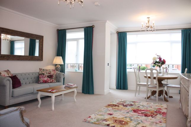 Thumbnail Flat for sale in New Build, 4 Bush Davies House, Charters Village Drive, East Grinstead, West Sussex