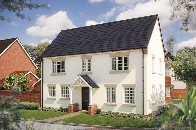 """Thumbnail Detached house for sale in """"The Montpellier"""" at St. James Way, Biddenham, Bedford"""