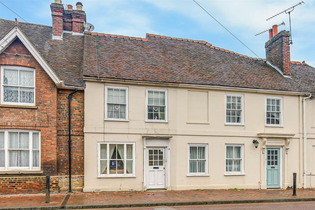 2 bed terraced house for sale in High Street, Brasted, Westerham TN16