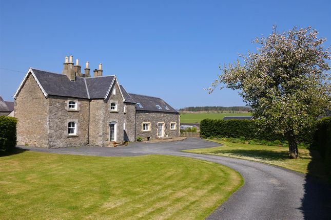 Thumbnail Detached house for sale in Selkirk