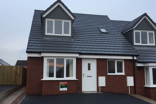 "Thumbnail Bungalow for sale in ""The Bedlington"" at Cumwhinton Road, Carleton, Carlisle"