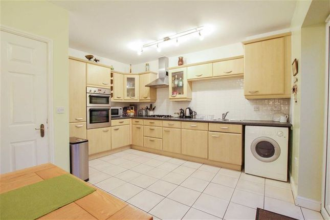 Thumbnail Town house for sale in Beech Drive, Whalley, Clitheroe