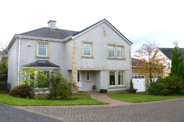Thumbnail Detached house for sale in Brandywell Road, Abernethy, Perth