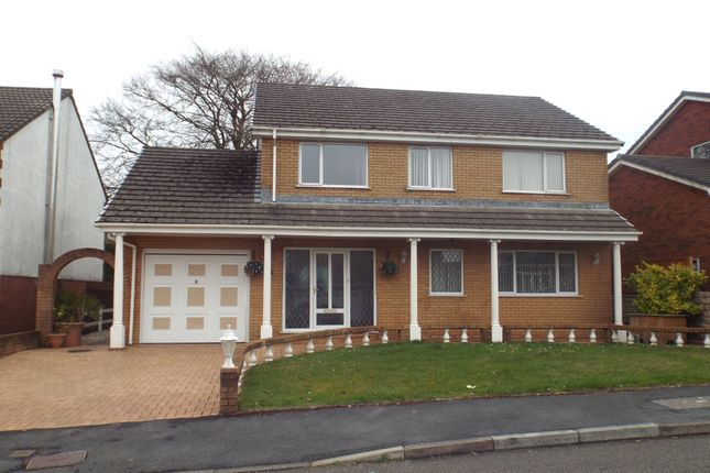 Detached house for sale in Ffordd Y Morfa, Cross Hands, Llanelli
