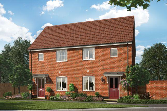 Semi-detached house for sale in Blue Boar Lane, Off Wroxham Road, Norwich, Norfolk
