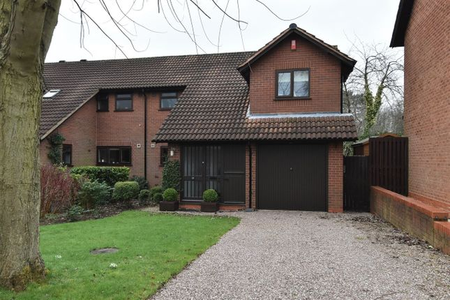 Semi-detached house in  Long Wood  Bournville  Birmingham  Birmingham