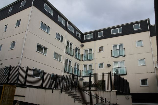 Thumbnail Flat to rent in Belgrave Lane, Plymouth