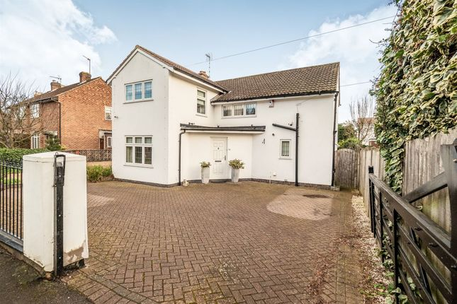 Thumbnail Detached house for sale in Whitemoor Road, Kenilworth