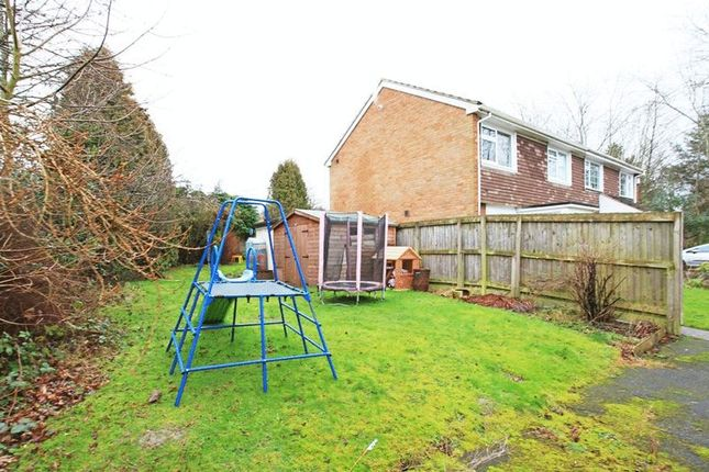 Land for sale in Riddings Close, Ketley, Telford