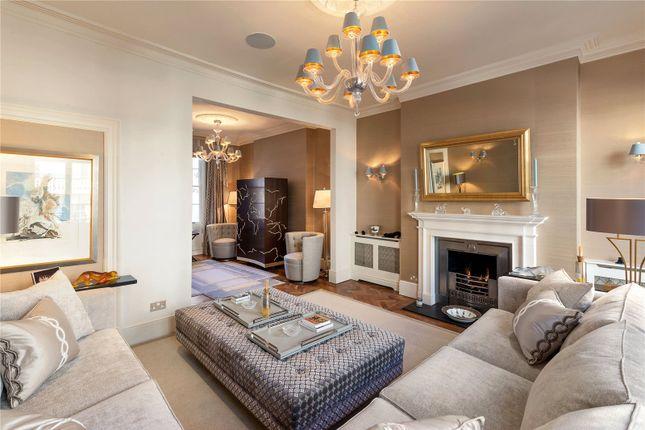 Thumbnail Terraced house to rent in Eaton Terrace, Belgravia, London