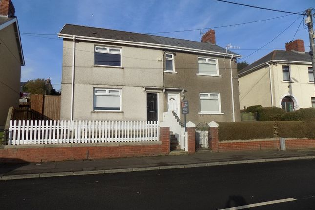 Thumbnail Semi-detached house for sale in Cwmclais Road, Cwmavon, Port Talbot, Neath Port Talbot.