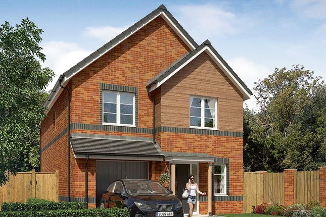 "Thumbnail Detached house for sale in ""The Ashbury"" at Cobblers Lane, Pontefract"