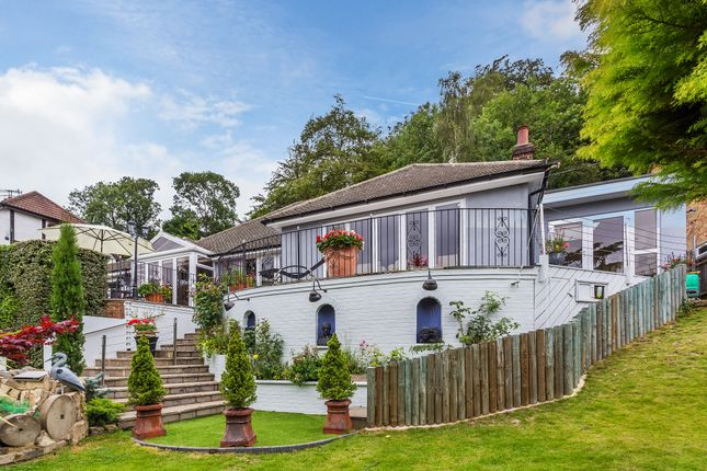 Thumbnail Detached bungalow for sale in The Grove, Biggin Hill, Westerham