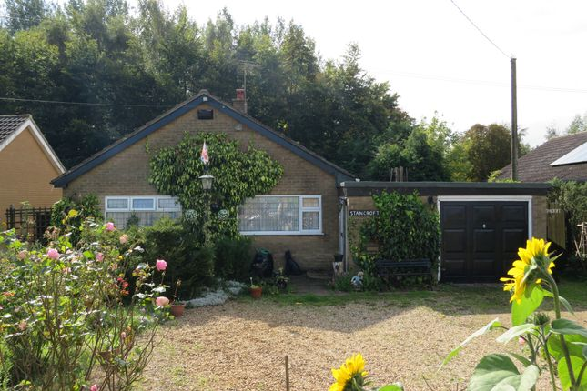 Thumbnail Detached bungalow for sale in Church Way, Tydd St. Mary, Wisbech