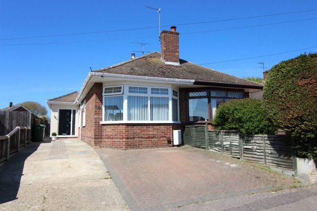 Thumbnail Bungalow for sale in Roman Way, Caister-On-Sea