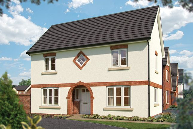 """Thumbnail Detached house for sale in """"The Spruce """" at Haygate Road, Wellington, Telford"""