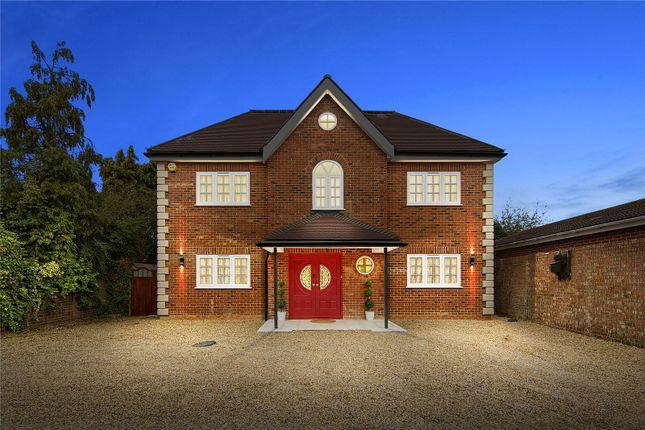 Thumbnail Detached house for sale in Rowan Walk, Hornchurch