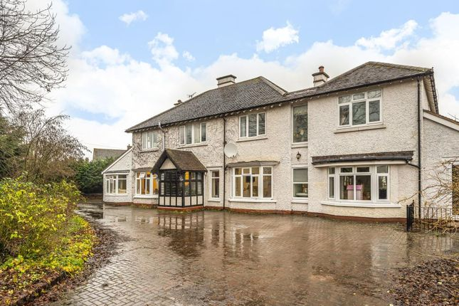 Thumbnail Detached house for sale in Kings Acre Road, Kings Acre, Hereford