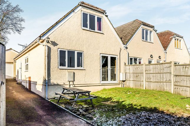 Thumbnail Bungalow for sale in Springvale Road, Kings Worthy, Winchester