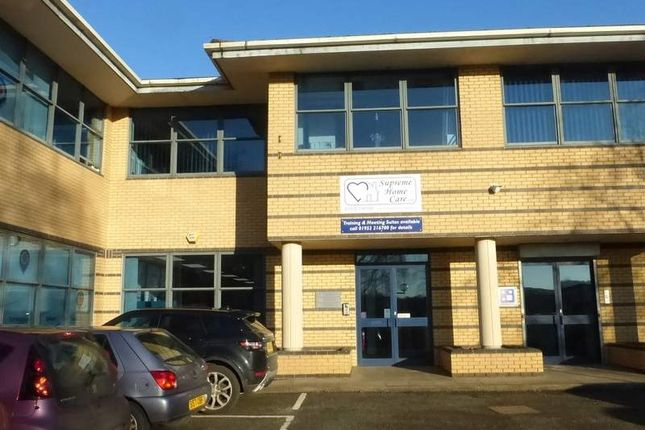 Thumbnail Office for sale in 6 Pearson Road Central Park, Telford