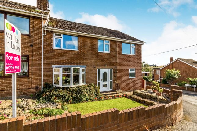 Thumbnail Semi-detached house for sale in Church Street, Rawmarsh, Rotherham