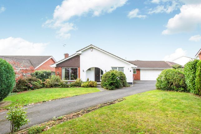 Thumbnail Detached bungalow for sale in Beaufoys Avenue, Ferndown