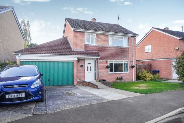 Thumbnail Detached house for sale in Longford Road, Melksham