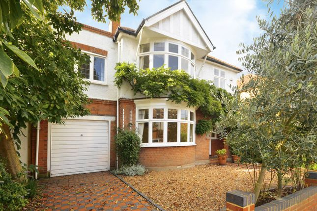 Thumbnail Detached house to rent in Chelwood Gardens, Kew