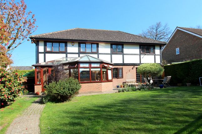 Thumbnail Detached house for sale in Chapel Lane, Forest Row, East Sussex