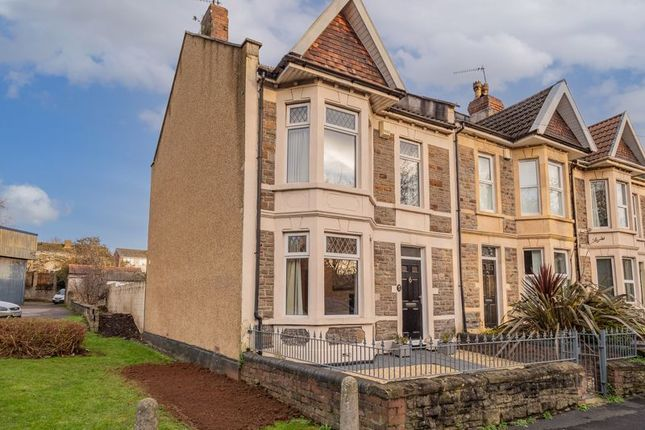 Thumbnail Terraced house for sale in Whitby Road, Bristol