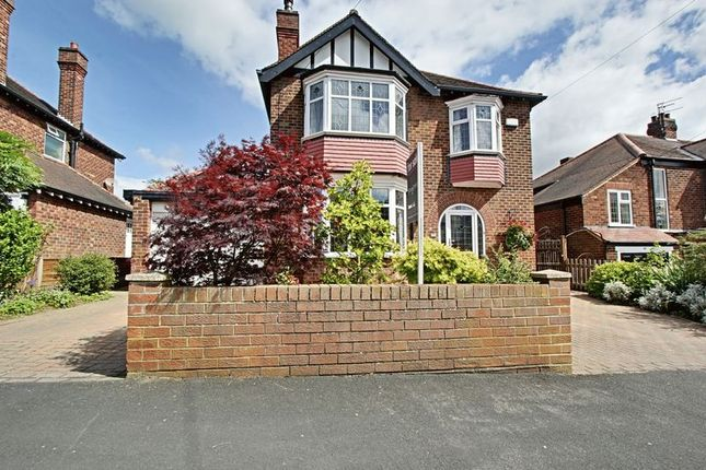 Thumbnail Detached house for sale in Redland Drive, Kirk Ella, Hull