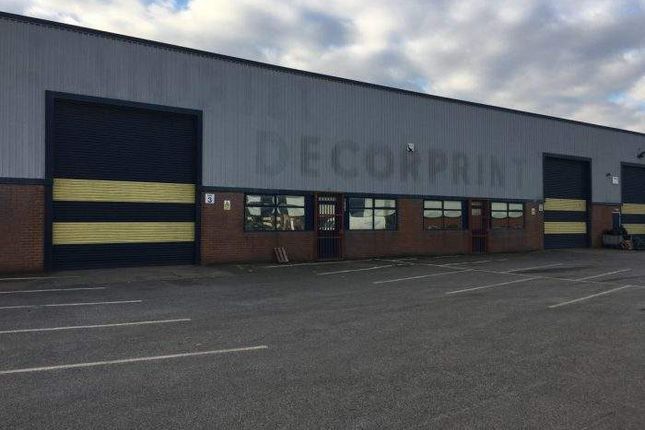 Thumbnail Light industrial to let in Clover Nook, Cotes Park Industrial Estate, Somercotes, Alfreton