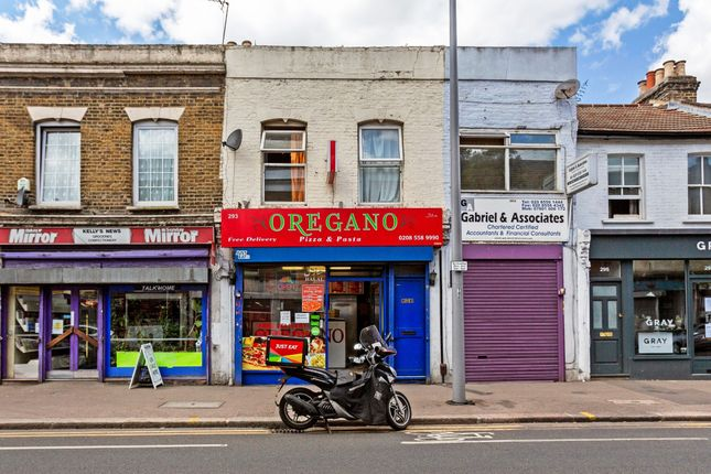 Thumbnail Retail premises for sale in High Road Leytonstone, London