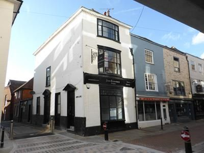 Thumbnail Retail premises to let in St Margaret's Street, Canterbury