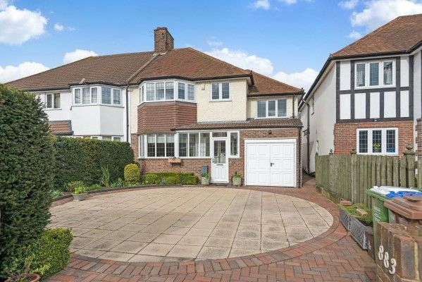 Semi-detached house for sale in Sicup Road, New Eltham